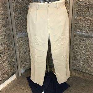 Mens Dockers Classic Fit Khaki Pants